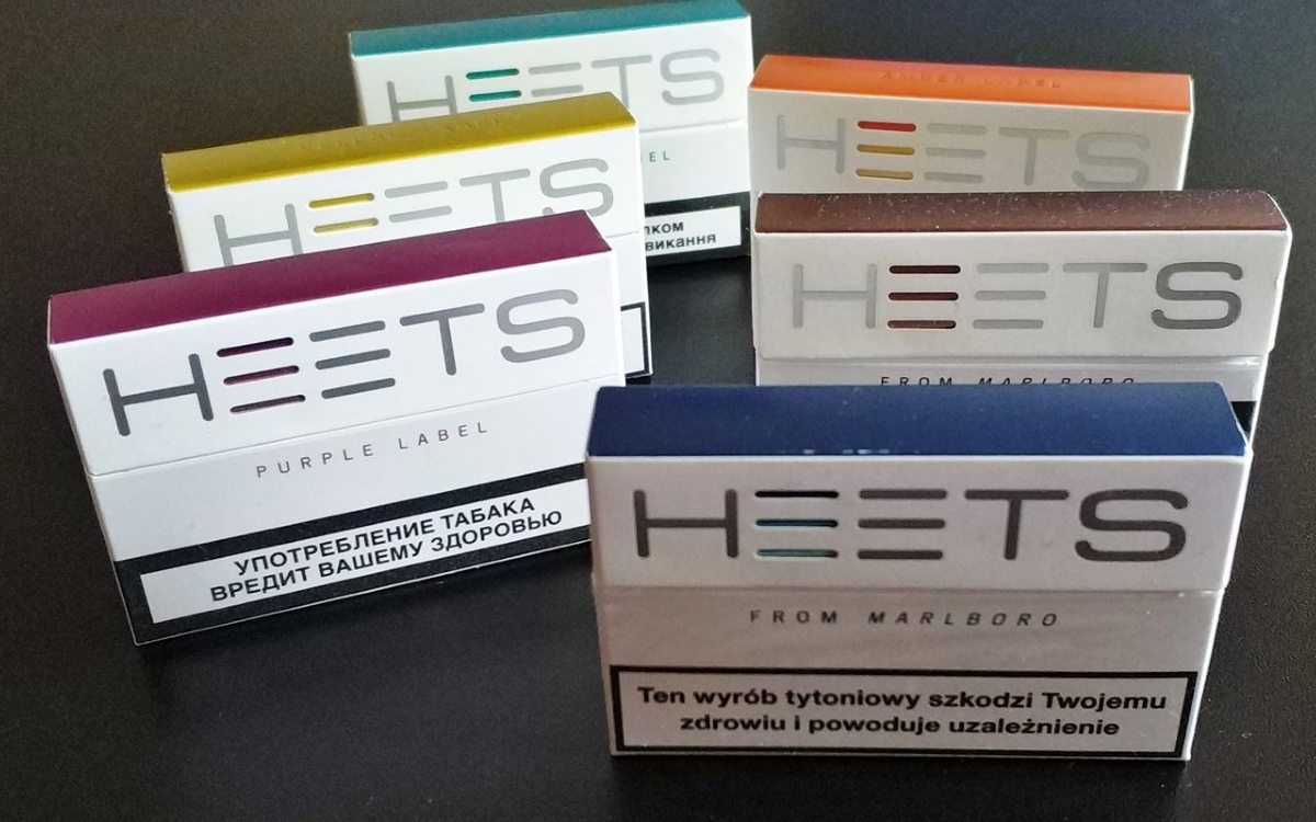 What Are the Different Variants of Heets You Can Buy Online - MtsInternational
